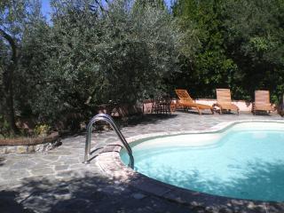 Villino La Vigna, Castelnuovo Magra