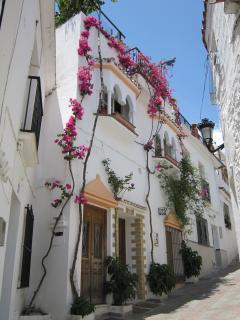 Ojén has many delightful side streets to explore