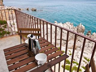 Sea view vacation rental in Cefalu, North Sicily, Cefalú