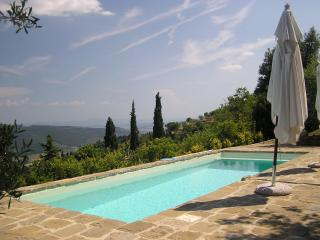 Villa Rosa - Heaven in Cortona, Tuscany with Pool|WiFi|Walk to Cortona|Privacy