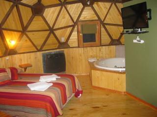 Nice double bedroom with Jacuzzi