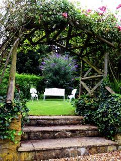 Garden upper level