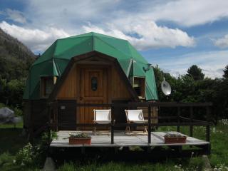 Domo cabin Chacra Santa Rita, Lago Puelo