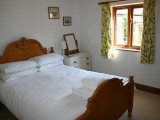 Double bedroom in Owl Barn