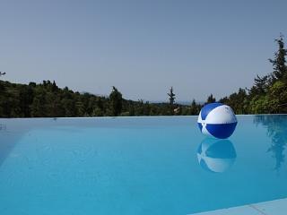 Amazing infinity pool