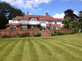 Halliwell House private secluded residence large grounds secure parking