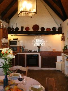 Kitchen, Casa Amarilla