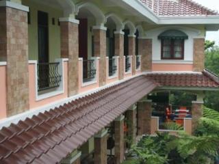 Villa Alicia :  A villa in a village in Yogyakarta