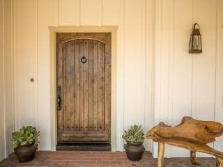Front entrance of The Ranch House at Greengate Ranch & Vineyard