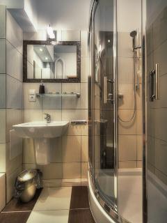 Apartment Central Wroclaw - bathroom