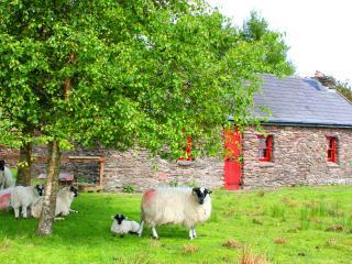 Barralach farmhouse, Glenbeigh