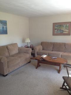 Unit #1 Livingroom