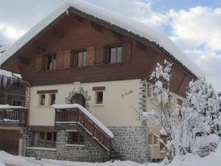 Megeve Town Centre Chalet - 2 Bedroom Apartment