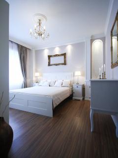 Apartment CLASSICO - Big bedroom