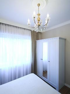 Apartment CLASSICO - Small bedroom