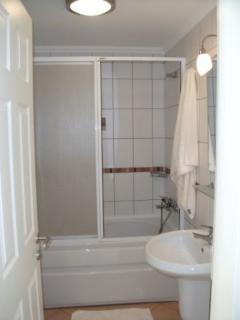 Ensuite with bath & shower
