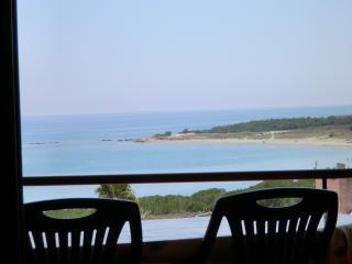 graziosa villetta+veranda vista mare stupenda 3 p, Villaputzu