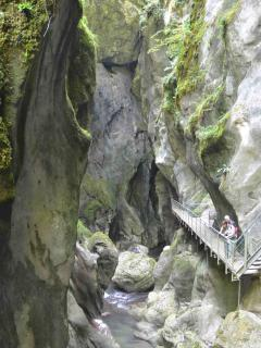 Gorge du Pont-du-Diable - 5 minutes drive from us