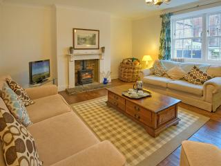 The lounge is a perfect quiet space which can be closed off from the main sitting room if you prefer