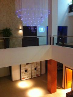 reception & YHI Spa