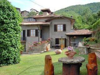 Villa Silvana, Castel Focognano