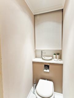 Apartment CLASSICO - Small toilette