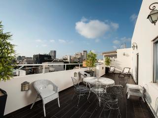 Eden Deluxe 3 Bedroom Penthouse Apartment, Tel Aviv