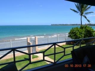 Welcome To Paradise At Luquillo Beach With Breathtaking Oceanfront Views.