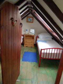 One of the 2 Identical Upstairs Bedrooms