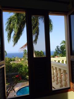 Bedroom #4 View