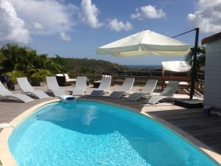 VILLA COCOON **** sea view and swimming pool, Sainte-Luce