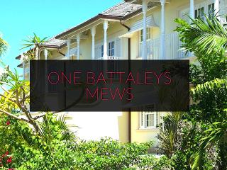 One Battaleys Mews Townhouse  Barbados, Mullins