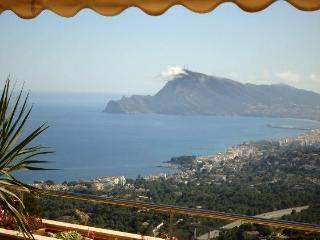 Altea (La Vella) lux apartment 4 persons, sea view, Altea la Vella