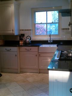 Kitchen - Integrated washing machine and dishwasher