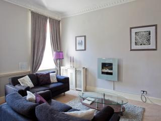 The Living Area at Apartment 1, Bootham, Holiday Rental, York