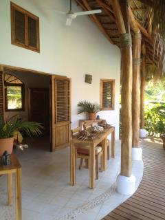bungalow terrace