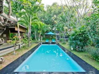 Gardenia- spacious 2 BR Villa in central Seminyak.