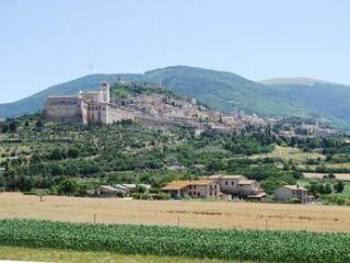 Monica, Assisi