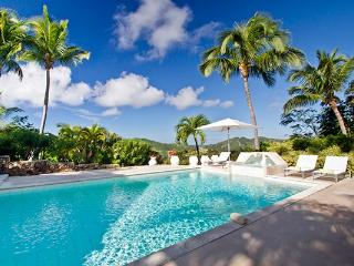 Private villa with beautiful landscaping that's close to everything  WV ADO, St Jean