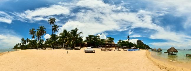 The white sand beaches of Juan Dolio just 5 mins by car from villa