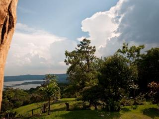 Lake View Home Magnificent Panoramic View in the Rain Forest of Lake Arenal, Naranjos Agrios