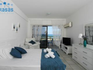 Larnaca Beach Studio with Sea View Holiday Rental, Larnaka City