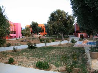 Elia Villas,in Cretan nature!, Sfakaki