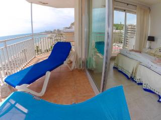 Ref: 200 - 2 Bedroom Beach Front Fuengirola Wrap-Round-Terraces