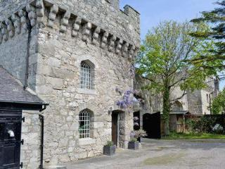 HEN WRYCH HALL TOWER, Conwy