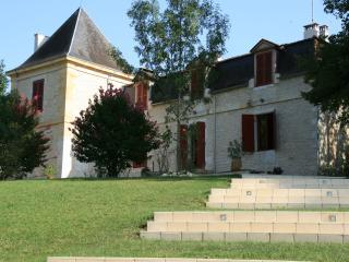 Chateau Les Maurins Domain, Saint-Andre-et-Appelles