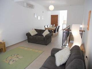 Living/Dining area leading to Balcony where you can eat Al Fresco and admire the spectacular view