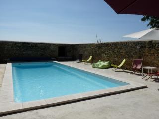 la piscine de 10m par 4m50
