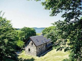 LUSSA FALLS, Lochgilphead