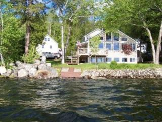 Beautiful 4 Bedroom Waterfront Home on Embden Lake, North Anson